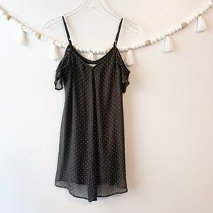 Abercrombie and Fitch Polkadot Dress